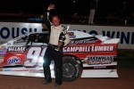 #98 Al Uotinen-WISSOTA Modified ABC Raceway WISSOTA Modified Track Champion 2013