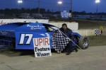 #17 Dale Peterson - 2013 UPIR IMCA Modified Track Champion